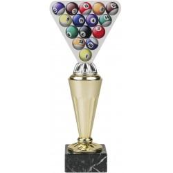 Akrylátová trofej ABT0001M15