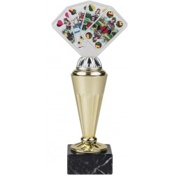 Akrylátová trofej ABT0001M27