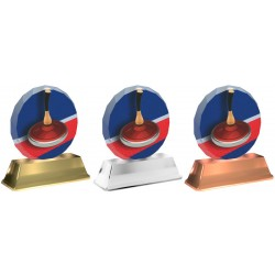 Akrylátová trofej ACE0003M20