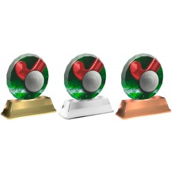Akrylátová trofej ACE0003M21