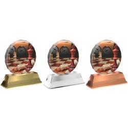 Akrylátová trofej ACE0003M31