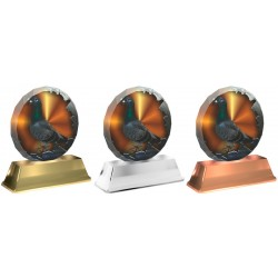 Akrylátová trofej ACE0003M33