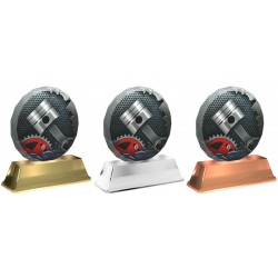 Akrylátová trofej ACE0003M36
