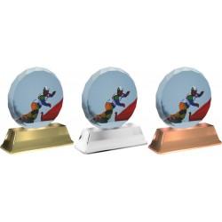 Akrylátová trofej ACES2003M4