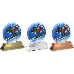 Akrylátová trofej ACES2003M6