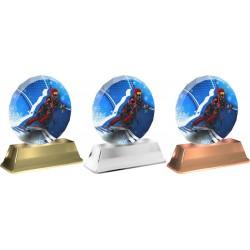 Akrylátová trofej ACES2003M7