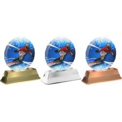 Akrylátová trofej ACES2003M8
