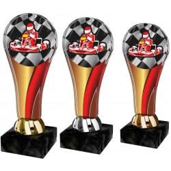 Akrylátová trofej ACL2100M40
