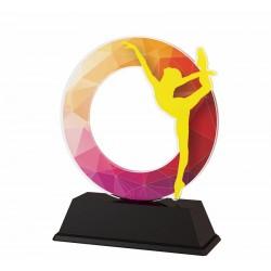 Akrylátová trofej ACLC2101M51