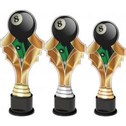 Akrylátová trofej ACTK0002