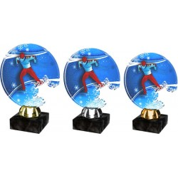 Akrylátová trofej ACTS0006M20