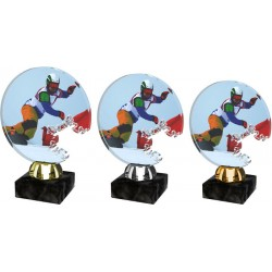 Akrylátová trofej ACTS0006M6