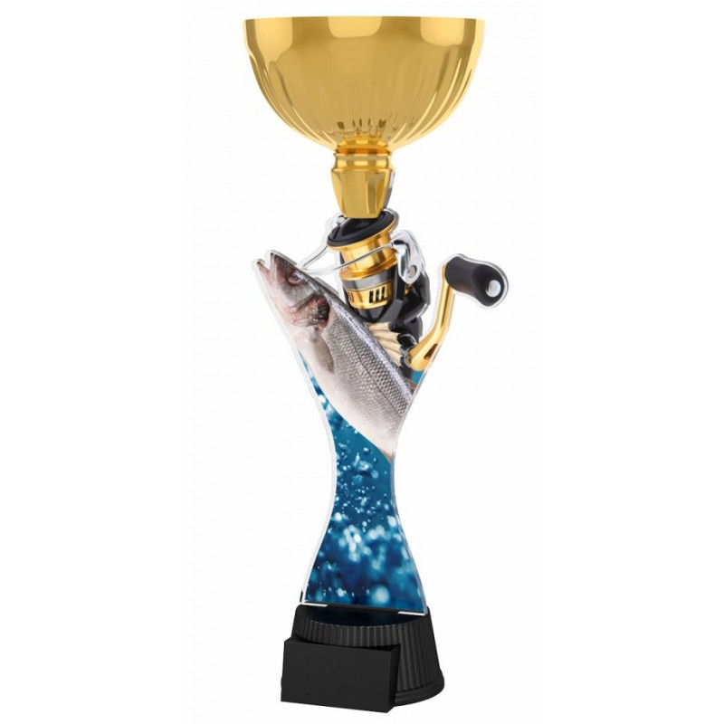 Akrylátová trofej ACUPCGM45