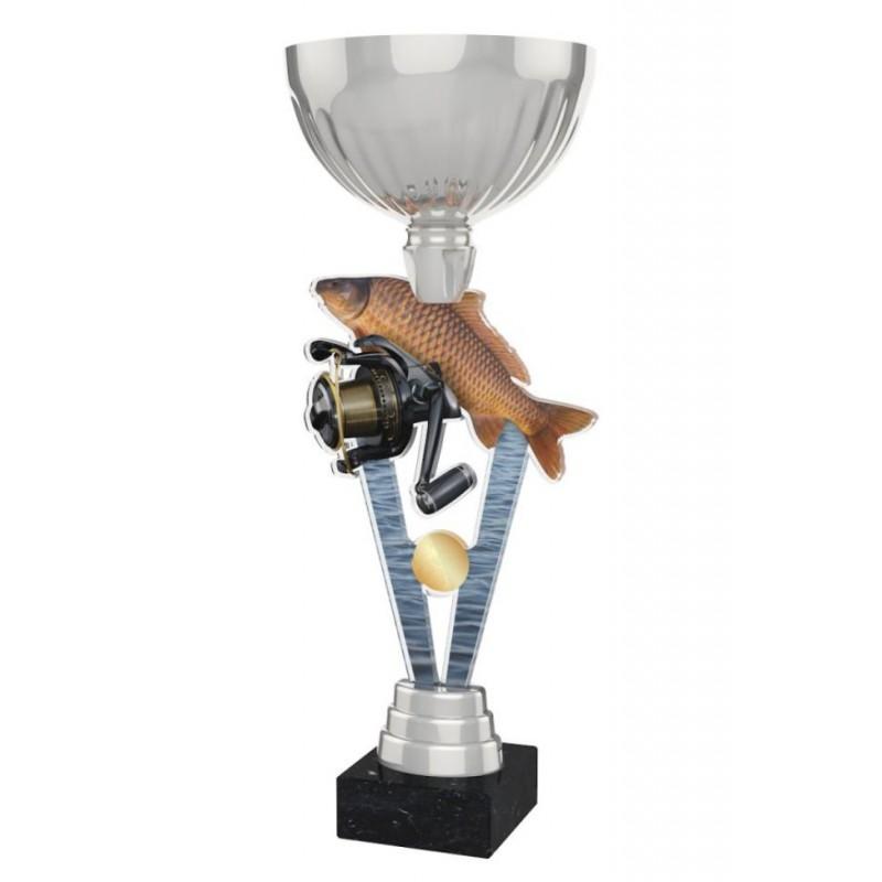 Akrylátová trofej ACUPSILVM40