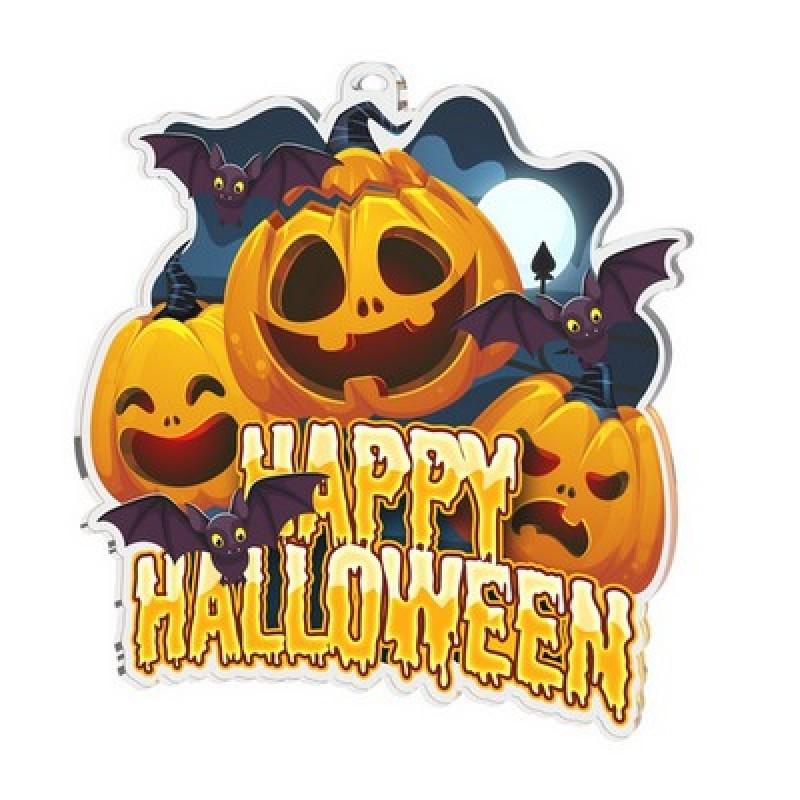 Halloween medaile HLWNMD03