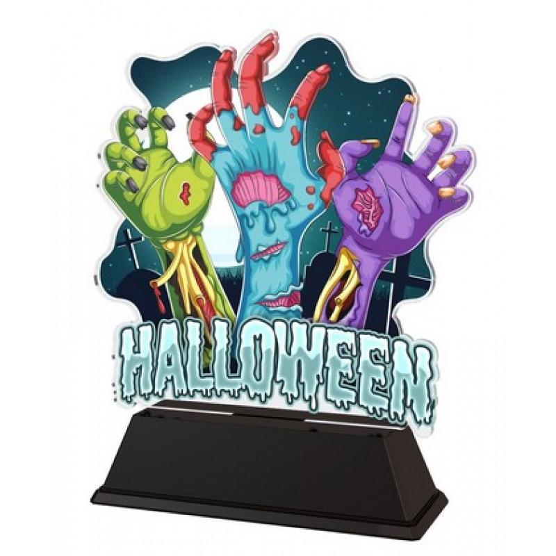 Halloween trofej HLWNC04
