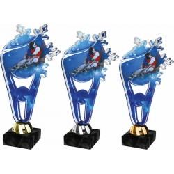 Akrylátová trofej PLAS0007