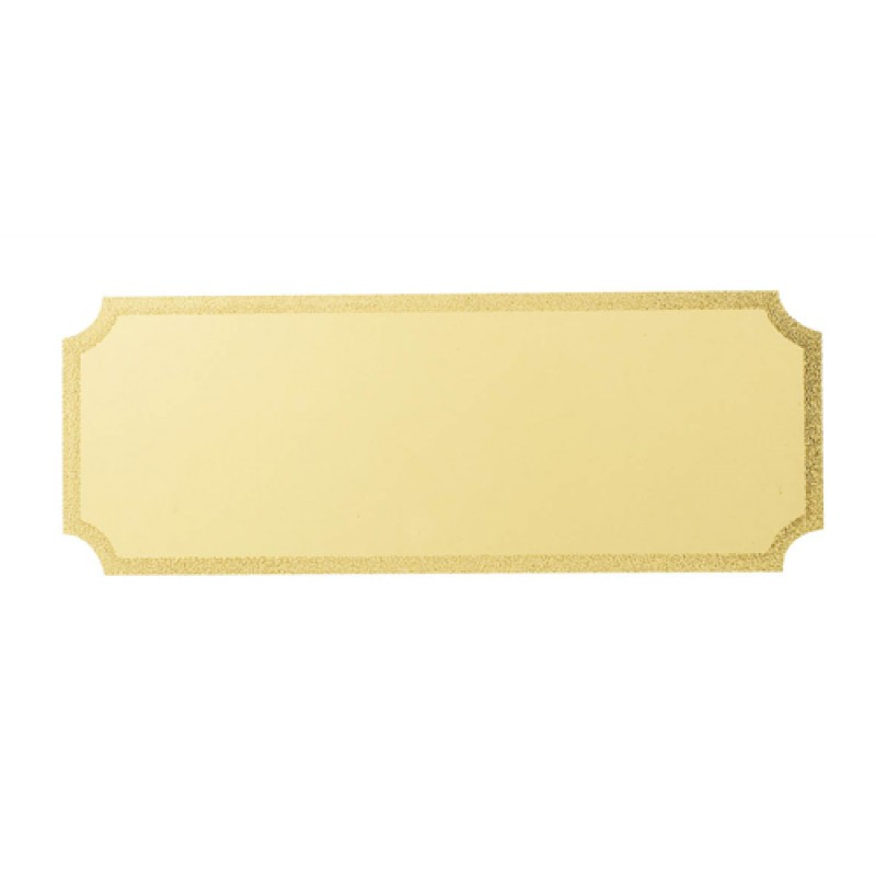 Štítok kov laser STK1